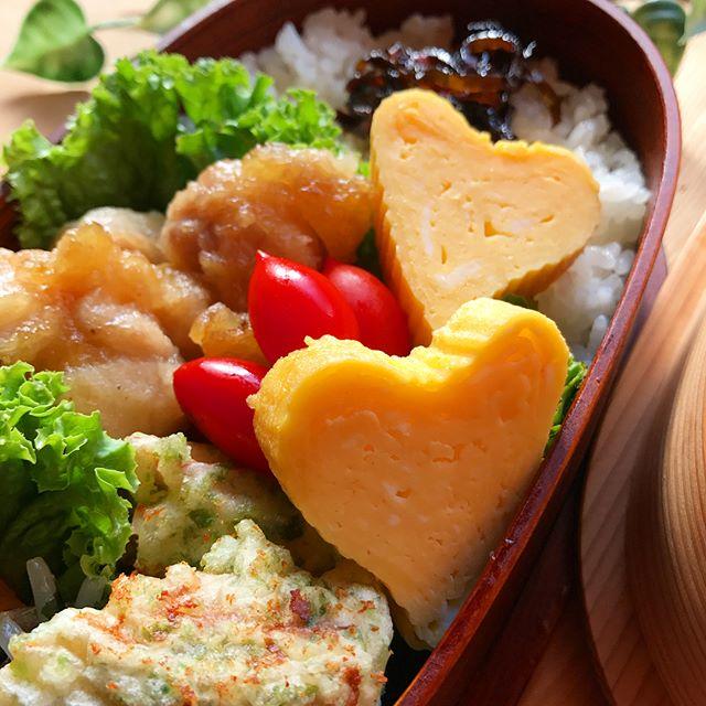 卵焼きの人気アレンジレシピ☆お弁当2