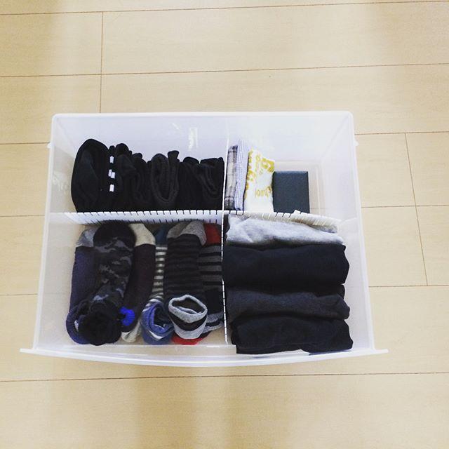 靴下 収納7