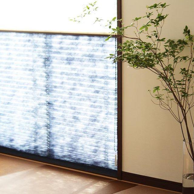 和室に和紙のアクセント!白い壁紙の内装