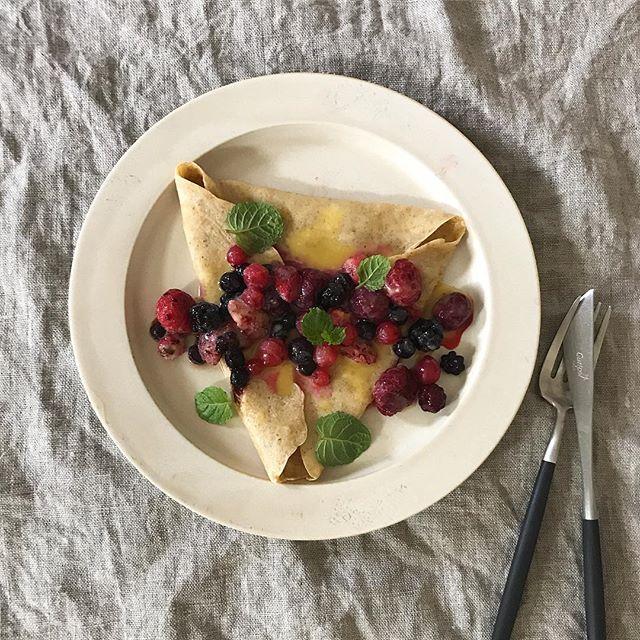 ガレット料理☆おすすめレシピ【果物】3