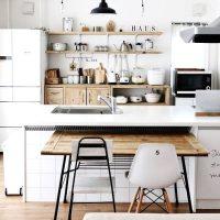 実用的なキッチンとは何かを考えよう!実例から学ぶポイントを伝授♪