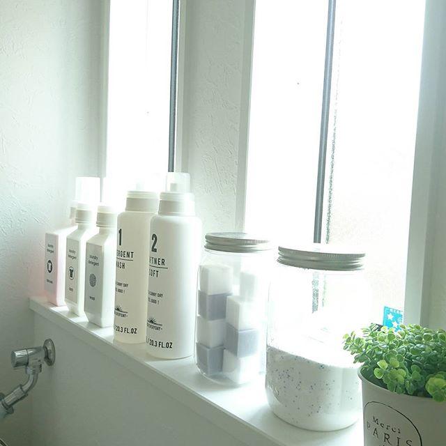 洗濯洗剤 収納2
