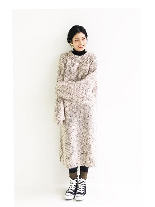 【2020】40代女性の秋のスニーカーコーデ特集9