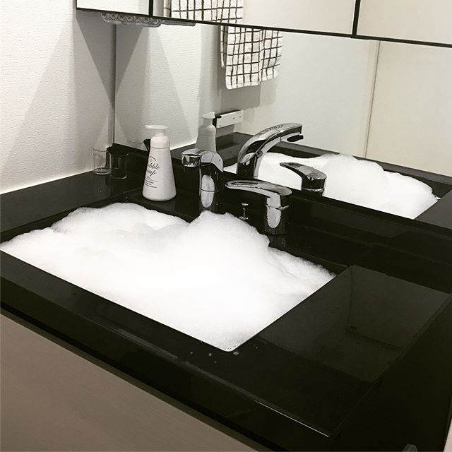 掃除に役立つオキシクリーン活用術《洗面所》