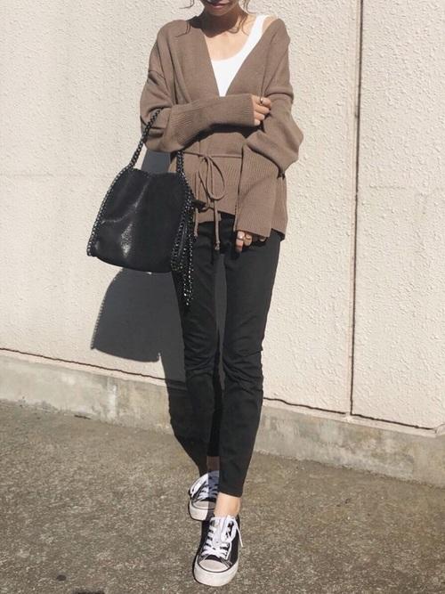 【北海道】10月におすすめの服装《パンツ》5
