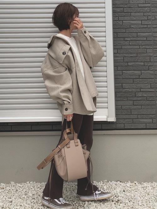 【2020】40代女性の秋のスニーカーコーデ特集13