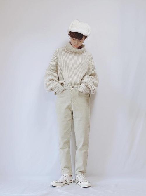 【2020】秋の帽子コーデ《キャップ》
