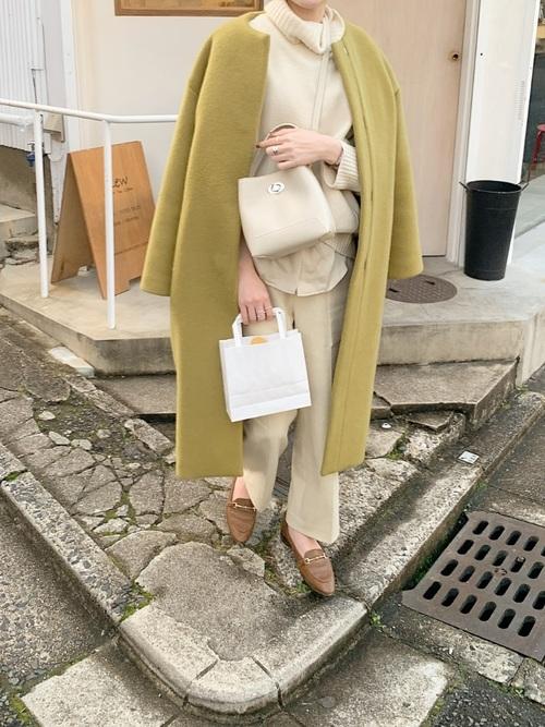 11月の東京で着たい服装|パンツスタイル5