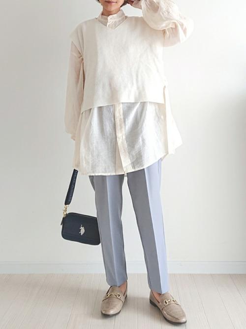 【沖縄】10月におすすめの服装《パンツ》5