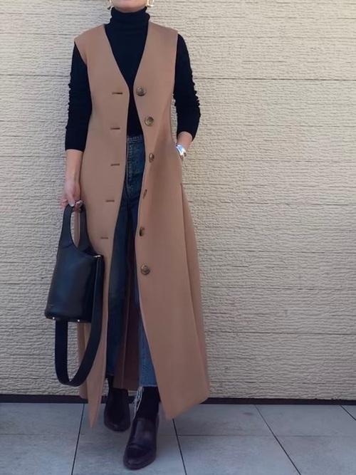11月の東京で着たい服装 パンツスタイル2