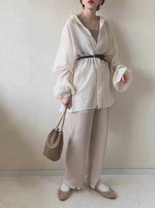【沖縄】10月におすすめの服装《パンツ》3