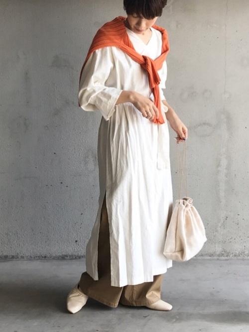 10月におすすめの服装14