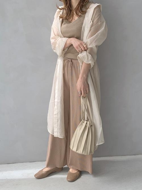 福岡 10月 服装 パンツ5