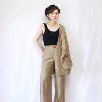 夏の黒ベレー帽コーデ【2020】季節に合った大人女性のおしゃれなかぶり方を紹介♪