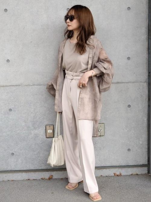 【台湾】10月におすすめの服装3