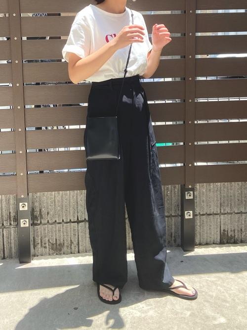 夏 GU パンツ3