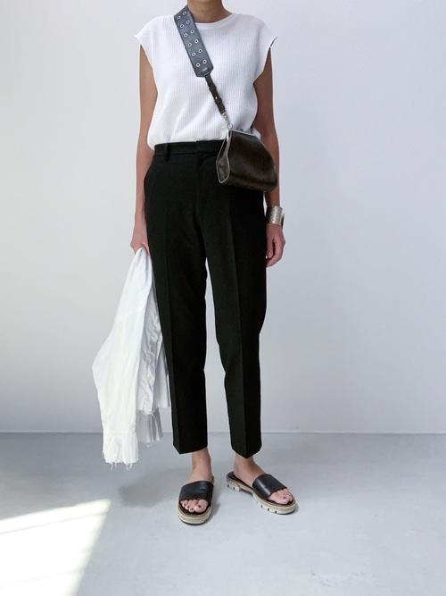 ユニクロでワンランク上のプチプラファッション1