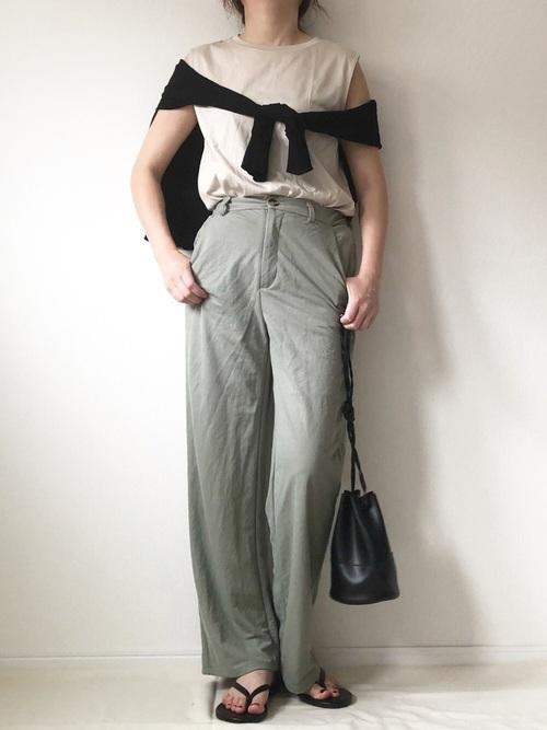 ユニクロレディースファッション