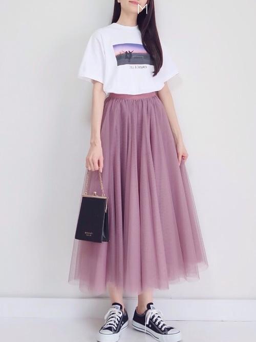 ユニクロ トップス 大人ファッション3