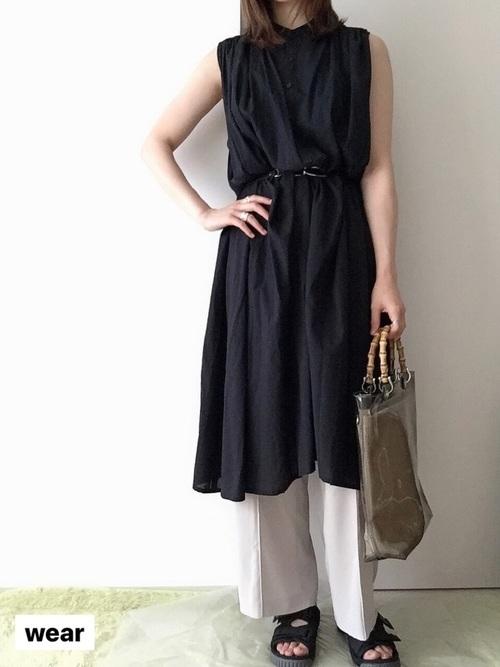 ユニクロ パンツ 大人ファッション2