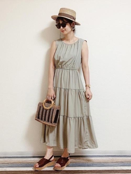 しまむらの夏ファッション4
