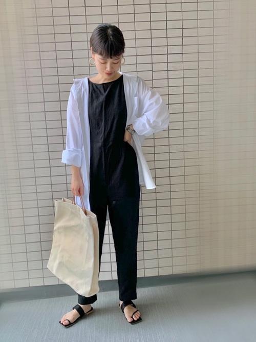 GUの夏ファッション