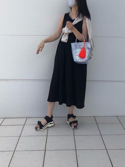 ユニクロの夏ファッション5