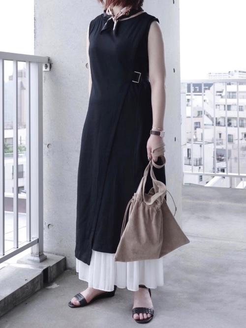 ユニクロの夏ファッション3