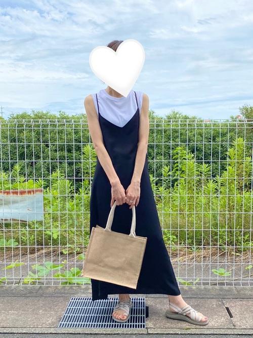 ユニクロの夏ファッション4