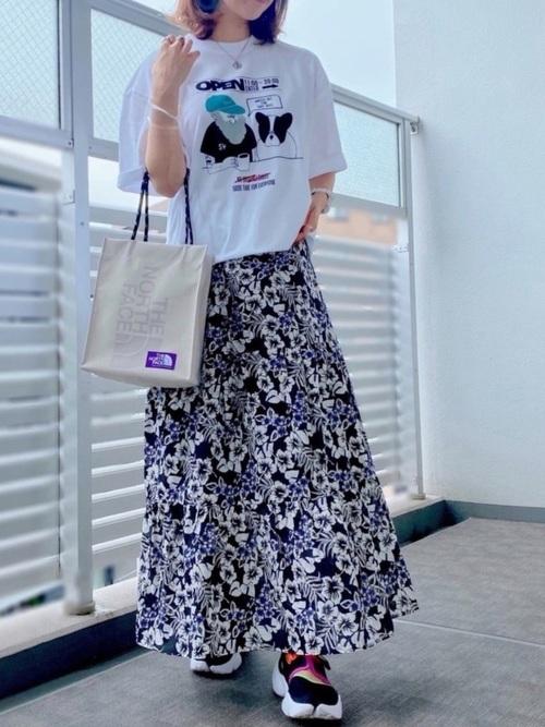 GU スカート3