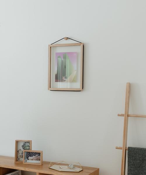 [entre square] Umbra/コルダ フォトフレーム 11×14 ナチュラル