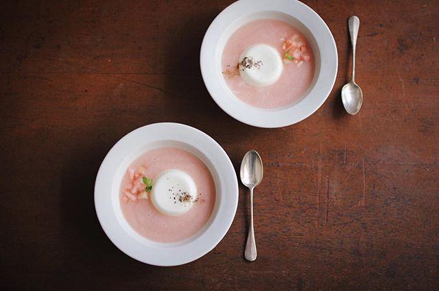 冷製スープのレシピ16
