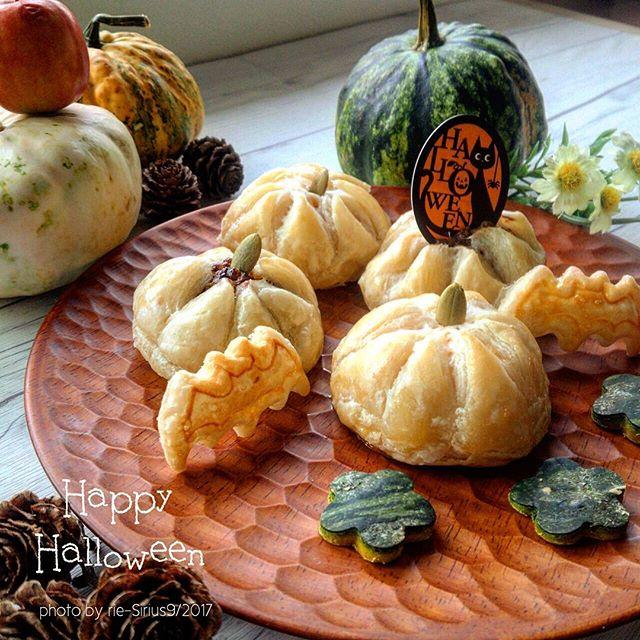 かぼちゃパイが人気!ハロウィンパーティー
