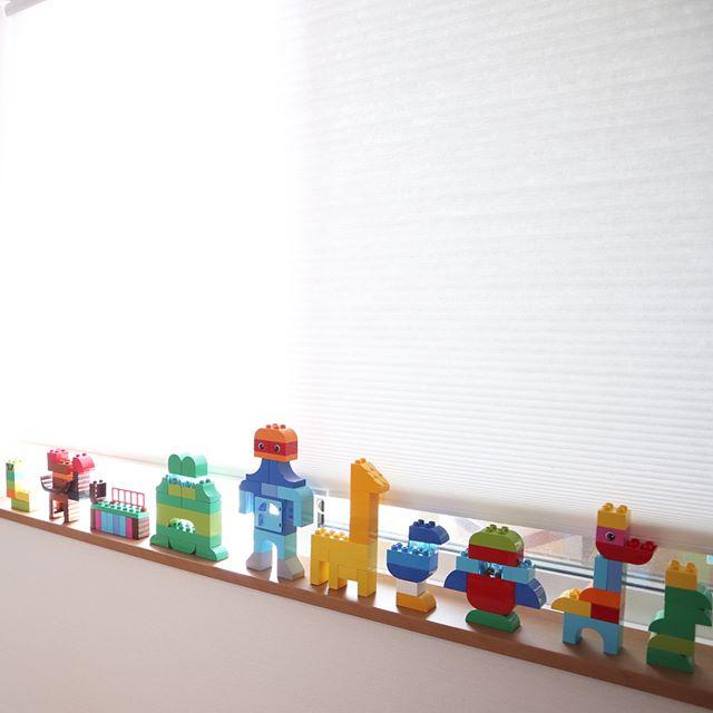 おもちゃ 見せる収納