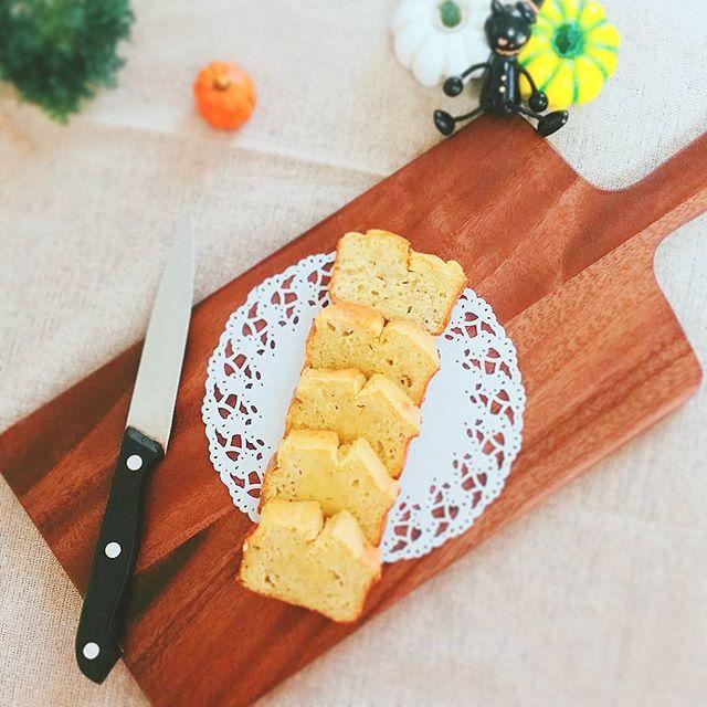 パウンドケーキの人気アレンジレシピ《ヘルシー》2