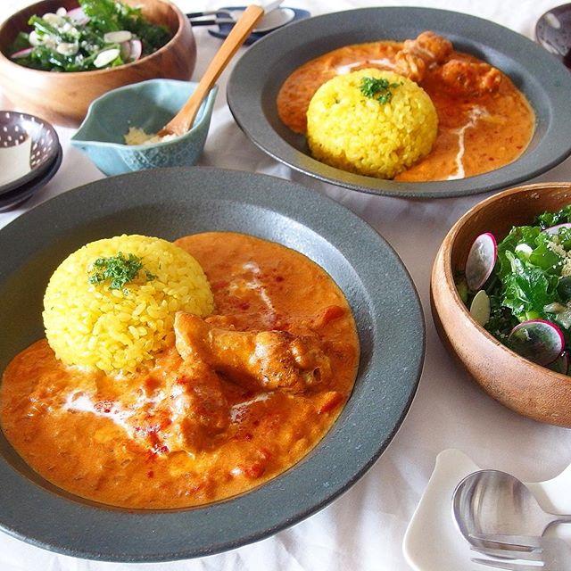 スパイスカレーの本格的なレシピ☆鶏・豚・牛8