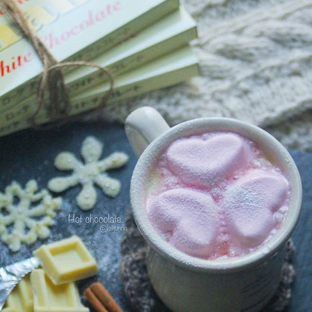 チョコのスイーツ☆人気レシピ《ドリンク》4