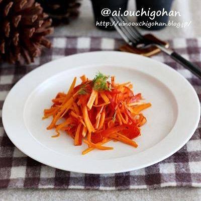 パプリカの美味しい常備菜レシピ☆副菜7
