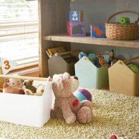 子ども部屋もお洒落に!お片付けがしやすくなるキッズ収納&インテリアをご紹介!