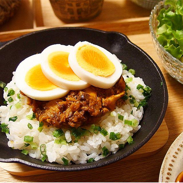スパイスカレーの本格的なレシピ☆ひき肉・サバ9