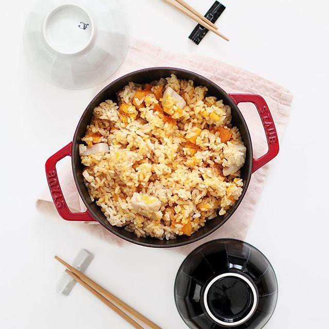 炊き込みご飯の簡単アレンジレシピ☆主食9
