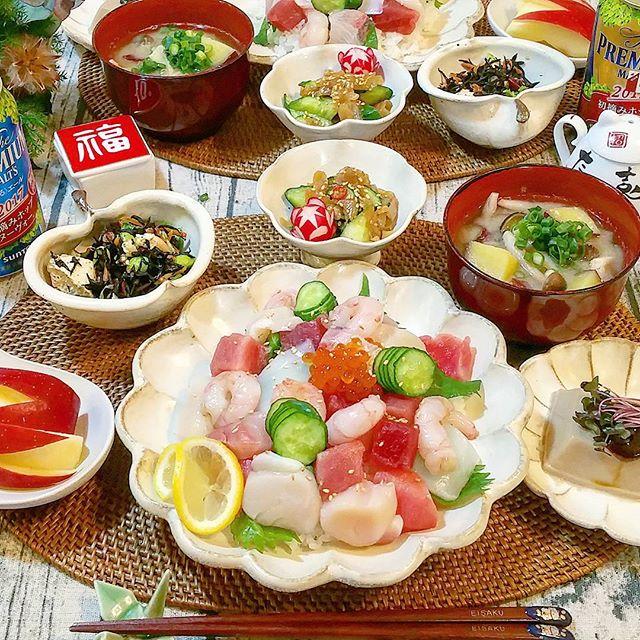 ちらし寿司の美味しいレシピ17