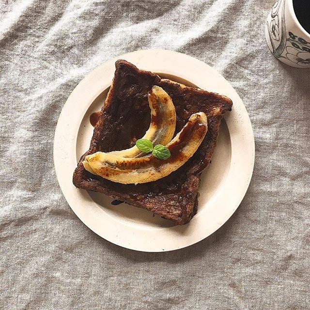 フレンチトーストのアレンジレシピ7
