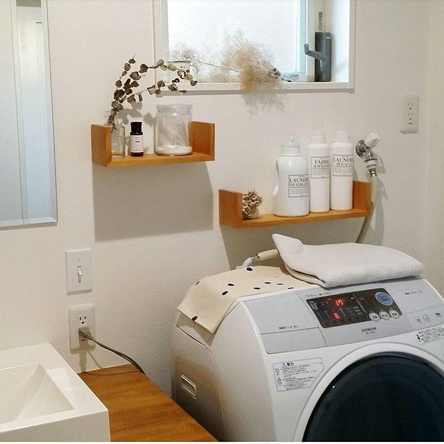 洗濯洗剤 収納5