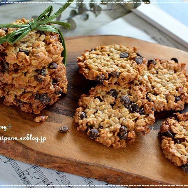 チョコのスイーツ☆人気レシピ《クッキー》4