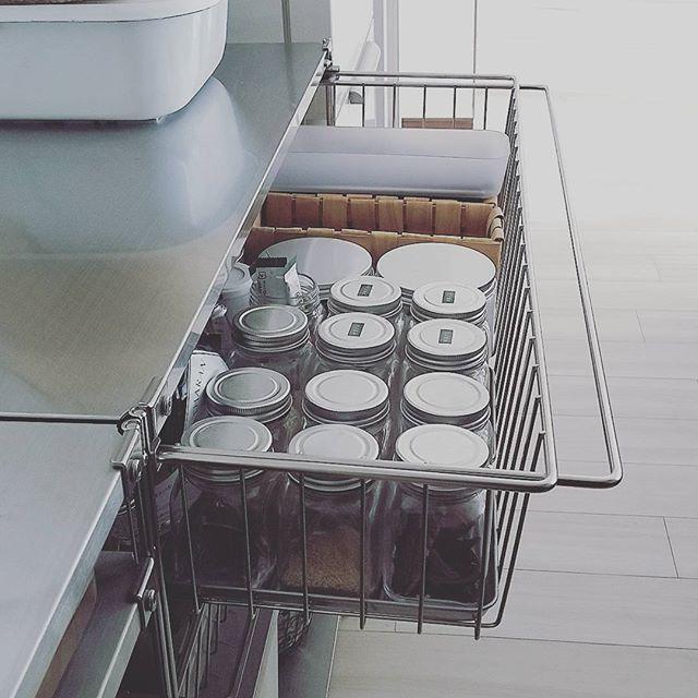 【棚】吊るす収納に使える小物やアイデア3