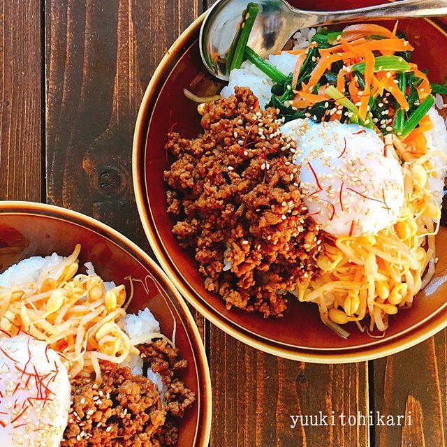 美味しい定番の韓国料理メニュー☆主食4