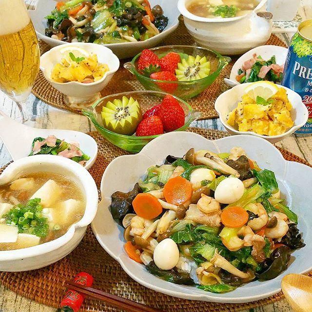 中華料理の定番レシピ10