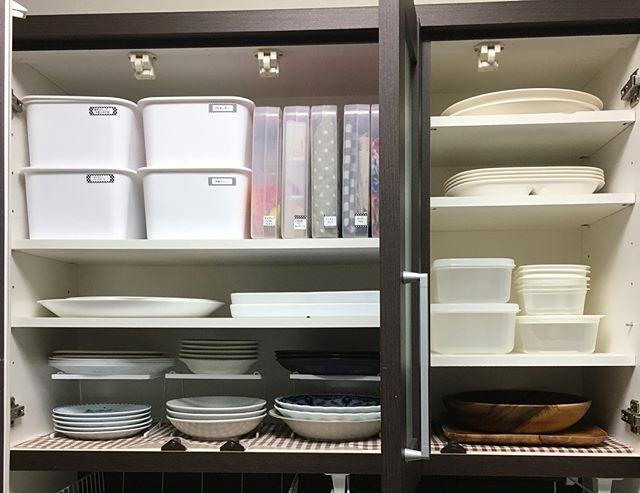 消耗品のストック収納《キッチン用品》4