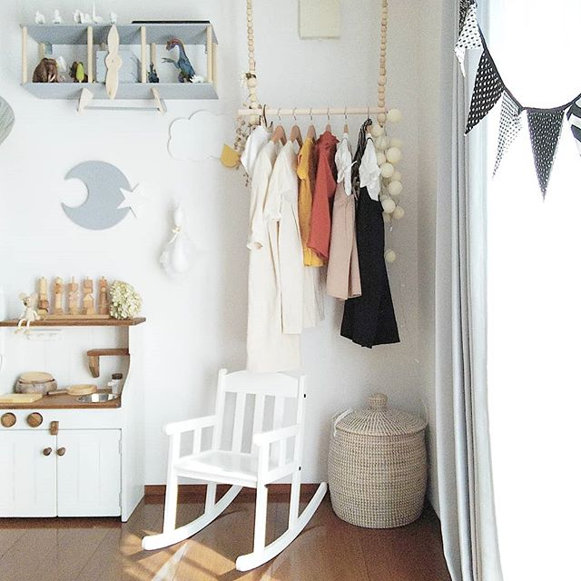 【DIY】吊るす収納に使える小物やアイデア3